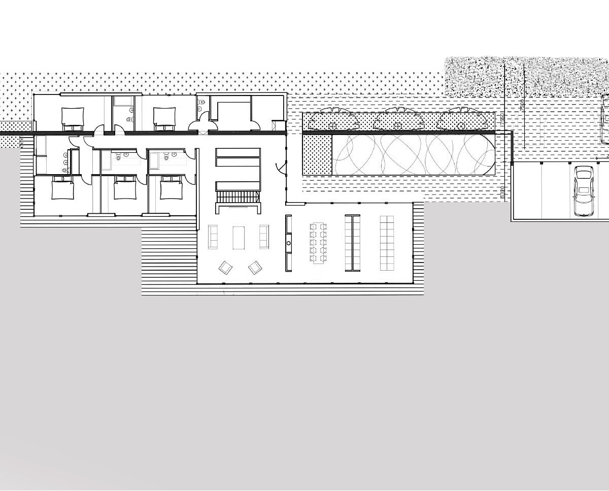 Plans of 'Four Seasons' in Tunbridge Wells. SJM Planning.