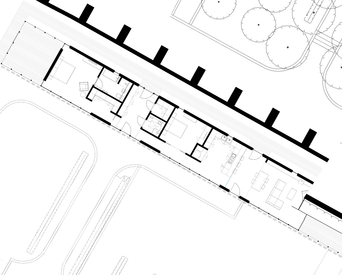 Plans of 'Walled Garden' in the Wealden District. SJM Planning.